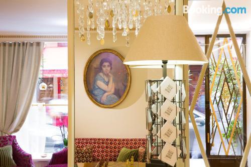 Paris apartment in perfect location