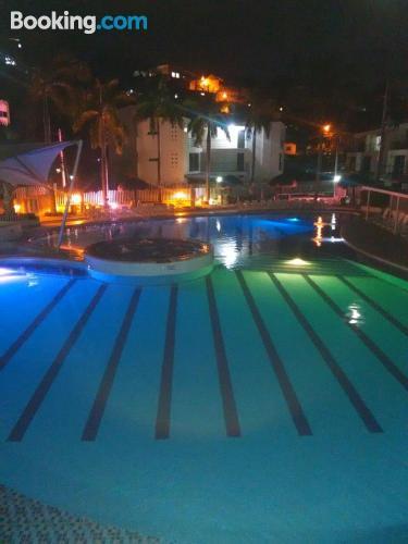 Apartamento en Santa Fe de Antioquia con piscina