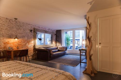 Perfect apartment. Amsterdam is waiting!