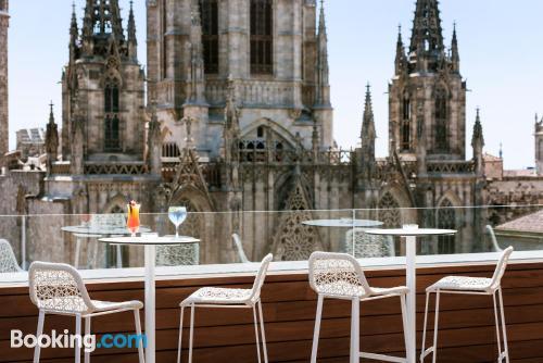 Dream in Barcelona for 2