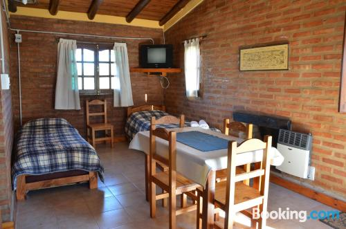 Small apartment in Mina Clavero with terrace