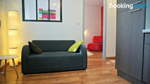 One bedroom apartment in Lille for two people
