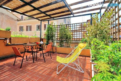 One bedroom apartment in Rome in best location