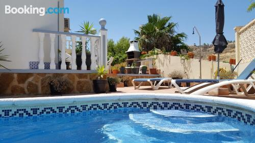 Apartment for 2 in center of Rojales