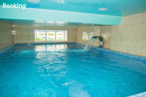 Place for 2 people. Enjoy your swimming pool in Komsomolsk-na-Amure!