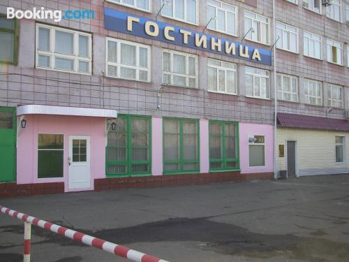 Home with internet in Komsomolsk-na-Amure.