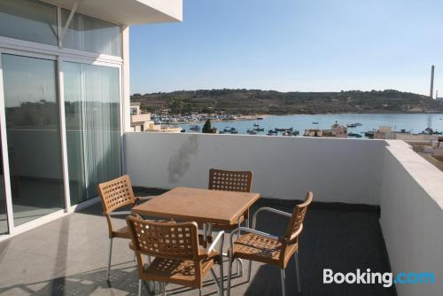 Apartamento con wifi en Marsaxlokk