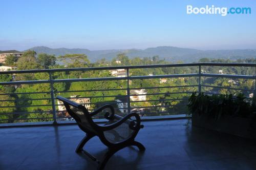 Apartamento con conexión a internet en Kandy