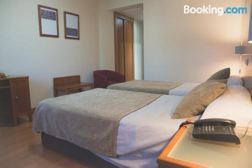 Place for 2 in Granada. Wifi!