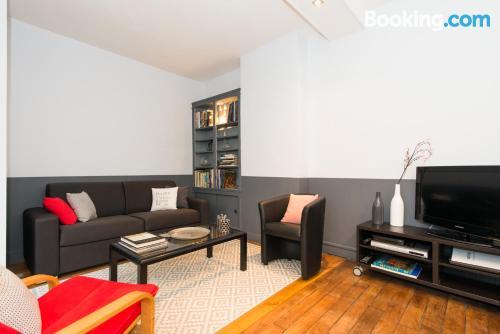Espacioso apartamento en buena zona en París