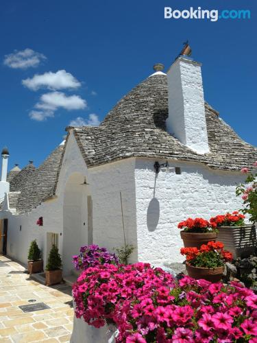 Home for two in Alberobello. Little!
