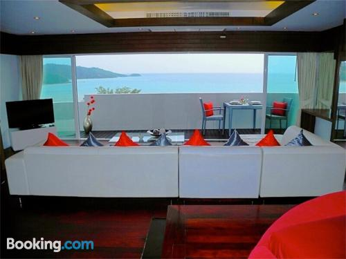 Patong Beach experience! Terrace!
