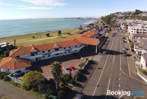 Comfortable apartment in Napier. Wifi!