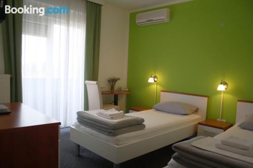 Bonito apartamento en Osijek con vistas