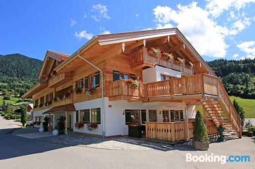 Cuco apartamento dos personas en Berchtesgaden