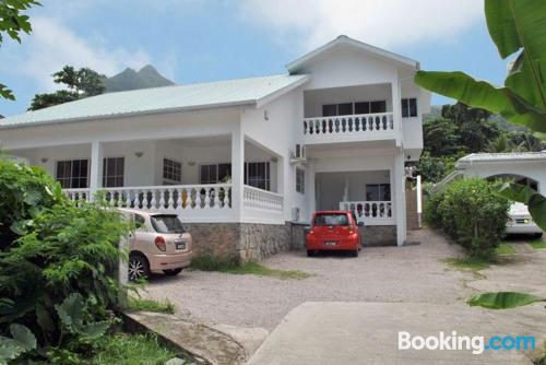 Home in Beau Vallon with wifi and terrace
