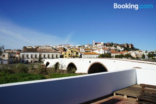 Apartment with terrace in great location
