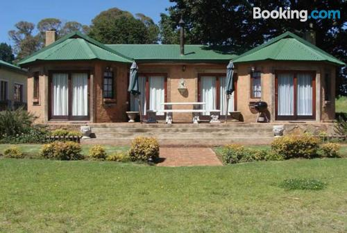 Dream in Dullstroom with terrace