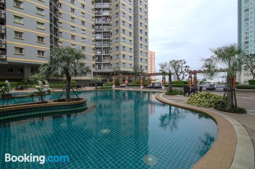 Huge place in Bangkok with terrace