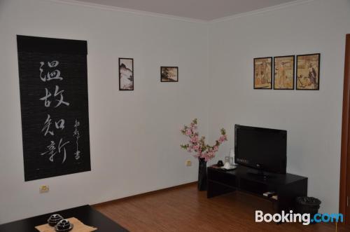 Apartment in Kurgan with heat
