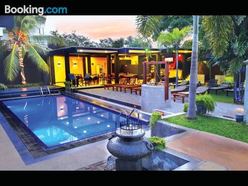 Terrace! Negombo is yours!