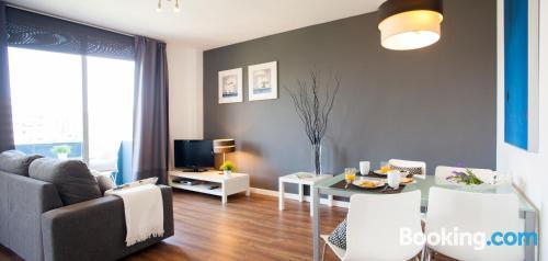 Apartamento para familias con niños en Barcelona