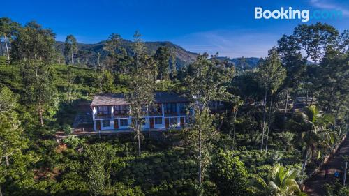 Place for 2 in Bandarawela with terrace.