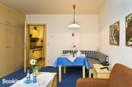 Apartamento de una habitación, bien situado