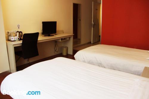 Acogedor apartamento dos personas en Wuhan