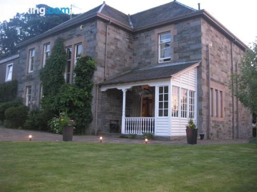 Apartment in Aberfeldy with heating and internet