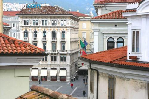 Place in Trieste. 42m2!