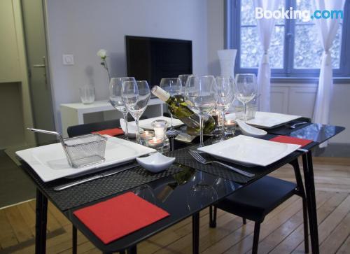 Apartment in Paris for 2