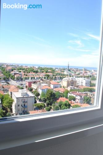 Perfect one bedroom apartment in center of Rimini