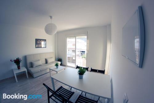 Apartamento de una habitación en Carboneras