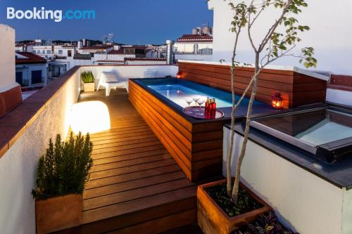 Home in Sitges with terrace