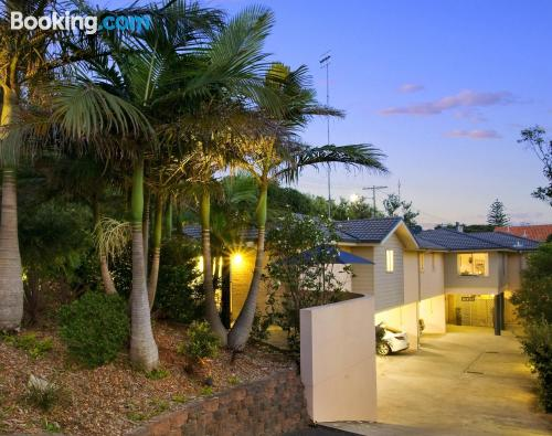Apartment for 2 people in Terrigal with terrace