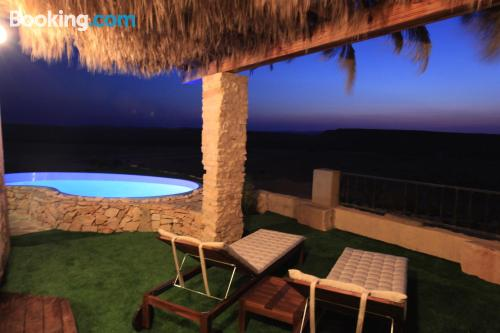 Place in Mitzpe Ramon for two people