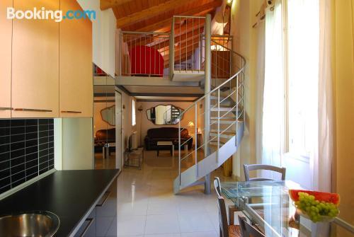 Apartamento en Bolonia. ¡45m2!