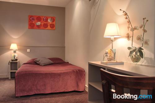 Apartment for 2 people in Paris with terrace