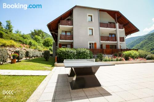 One bedroom apartment. Enjoy your swimming pool in Arreau!