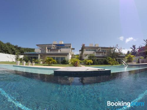 Pipa from a great location with swimming pool