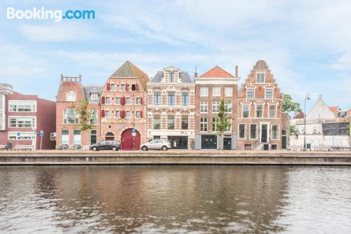 100m2 apartment in Haarlem. Wifi!