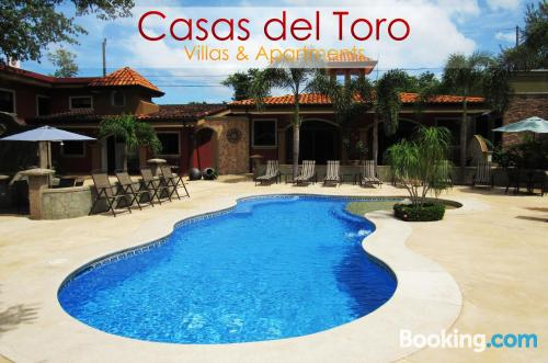 70m2 home in Playa Flamingo with terrace