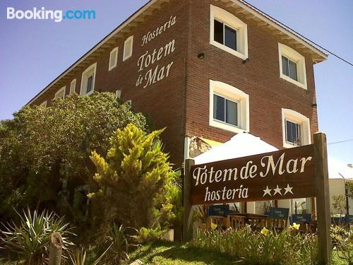 Apartamento de una habitación en centro en Valeria del Mar