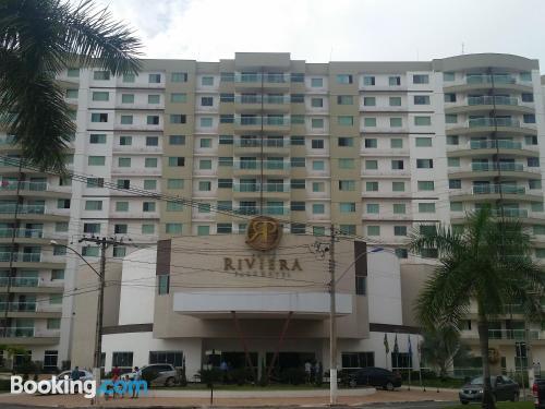 Apartment with internet. Caldas Novas superb location!