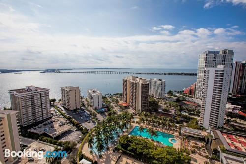Apartment with terrace. Miami from your window!