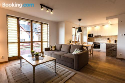 Cómodo apartamento en Karpacz ideal para cinco o más