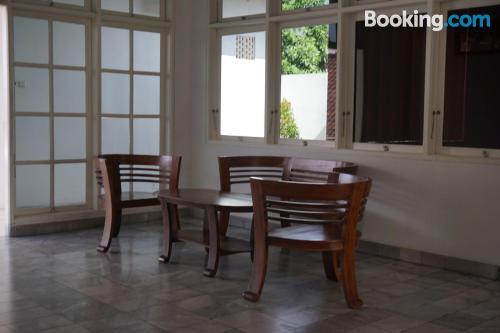 Cuco apartamento dos personas en Denpasar