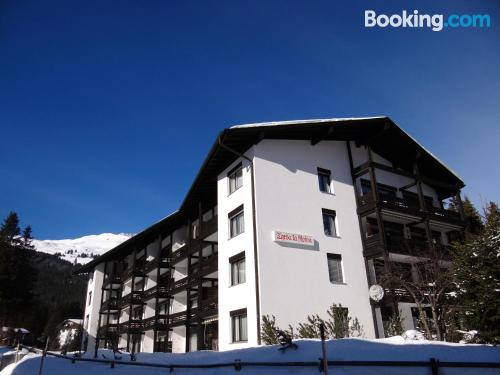 Comfortable place in Lenzerheide. 58m2!