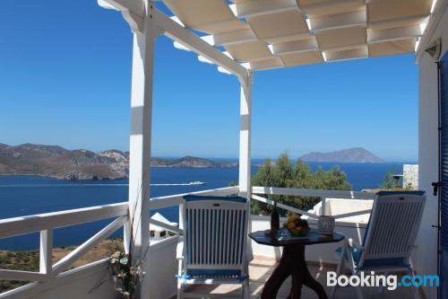 Apartment in Plaka Milou. For 2